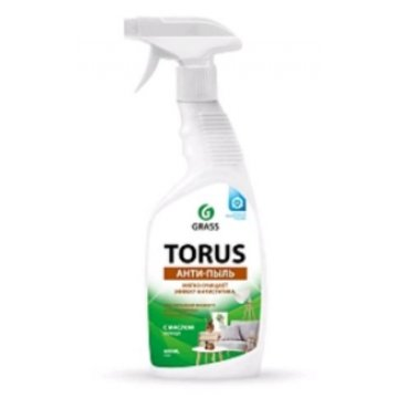 Грасс Очиститель-полироль для мебели Торус, 600мл. (триггер)