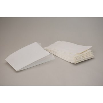 Пакет бумажный VB на вынос 175х100х50мм. Крафт