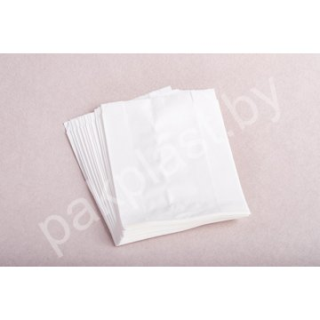 Упаковка бумажная: пакет без печати Фри 13х10х4см. 1уп.х250шт.