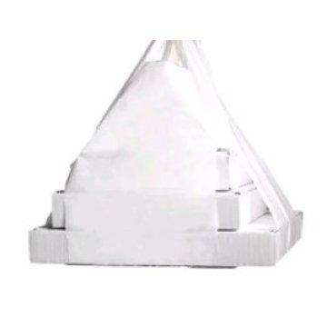 Пакет типа майка для переноски коробок 42+30х70 (14), прозр. ПЭ