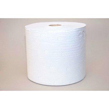 Полотенца бумажные FOCUS ИНДУСТРИАЛЬНЫЕ 350 м. 24*35 2слойные,100% целюлоза