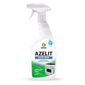 Грасс Чистящее средство для кухни  Азелит антижир 600мл. Триггер