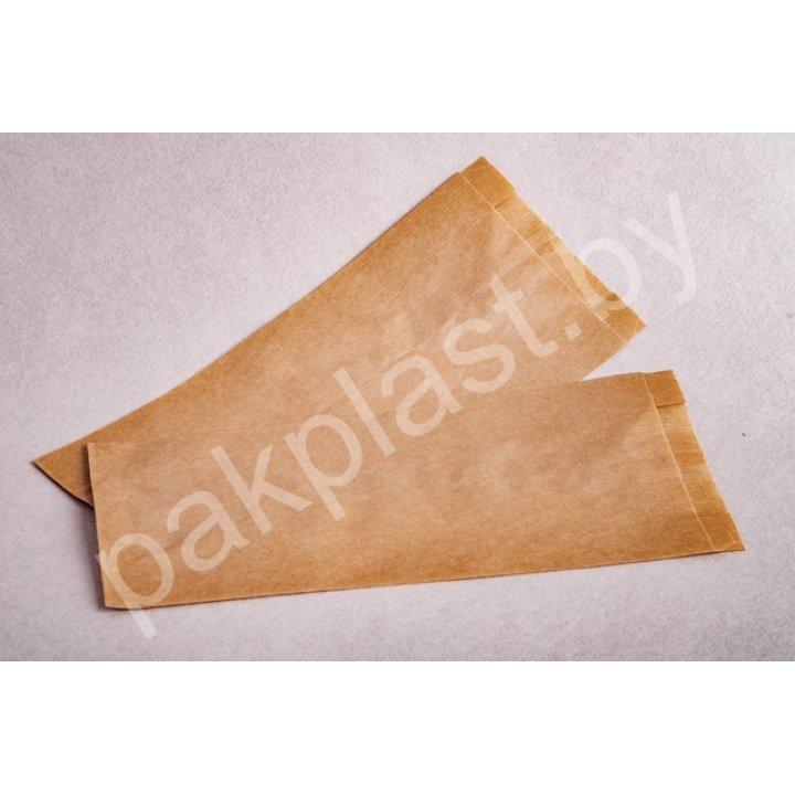 Упаковка бумажная: пакет без печати TS-9 29х15х6,5см 1х1000 шт