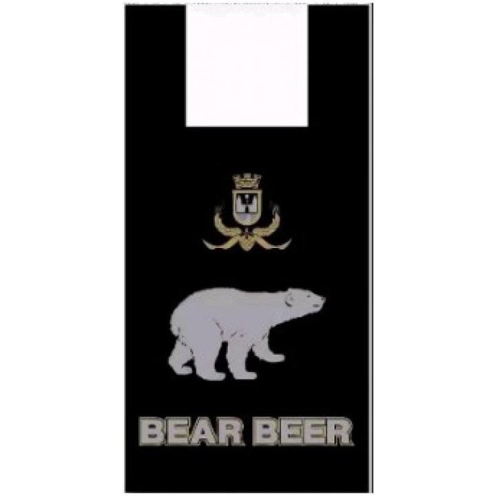 30+16х55 (15) Пакет типа майка Артпласт Медведь