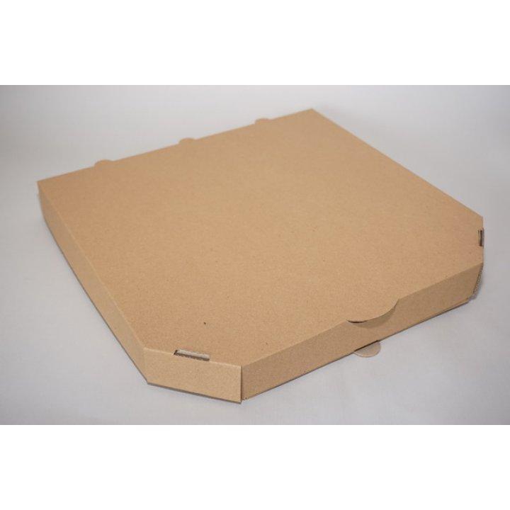 330х330х35мм. Ящик из гофрированного картона Крафт