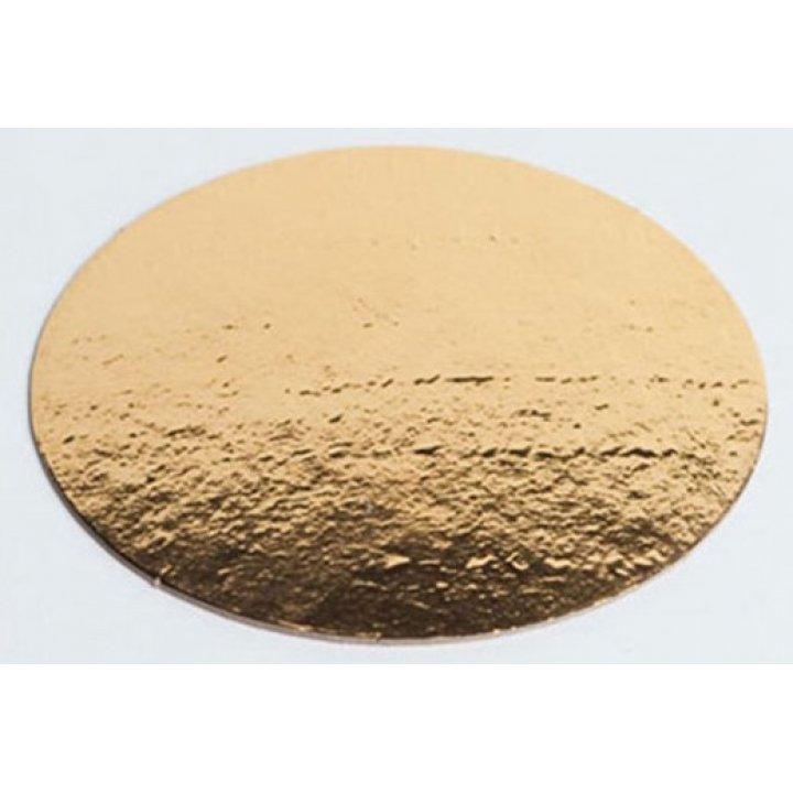 Подложка усиленная Золото 0,8 (D-180)