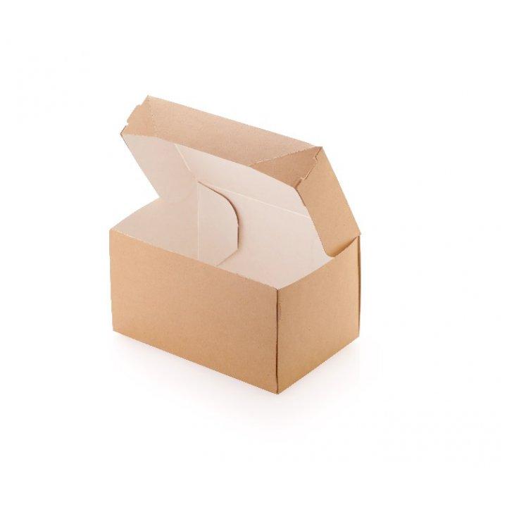 ECO CAKE Коробка DoEco 150х100х85мм. 1200мл.